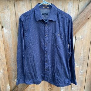 Ted Baker Causal Button Up Shirt LIKE NEW